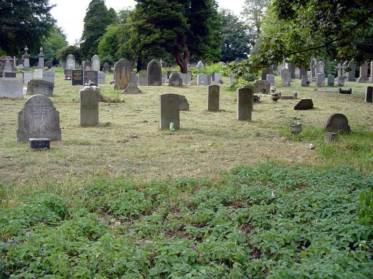 SMETHWICK OLD CHURCHYARD - CWGC