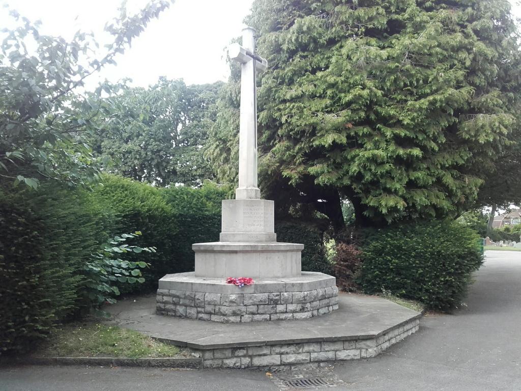 WALLINGTON (BANDON HILL) CEMETERY - CWGC