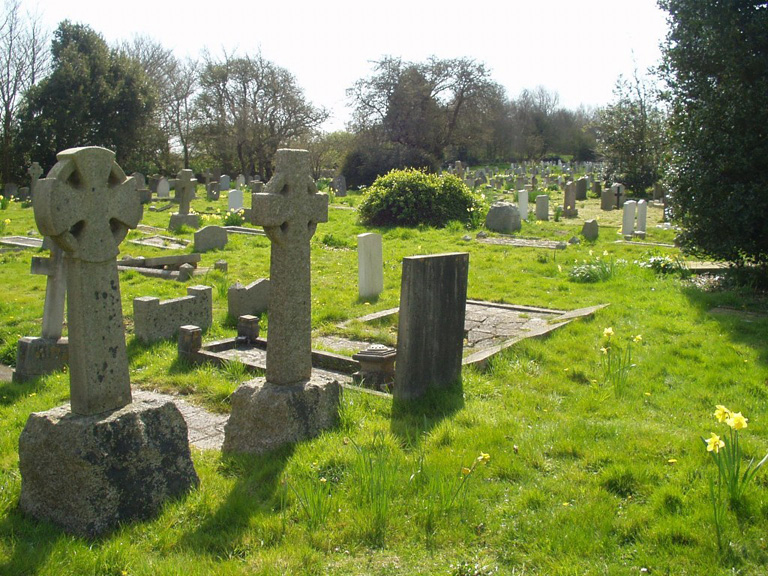SELSEY (ST. PETER) CHURCH CEMETERY - CWGC