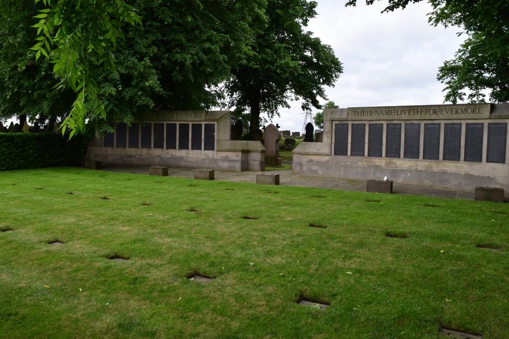 BIRMINGHAM (WITTON) CEMETERY - CWGC