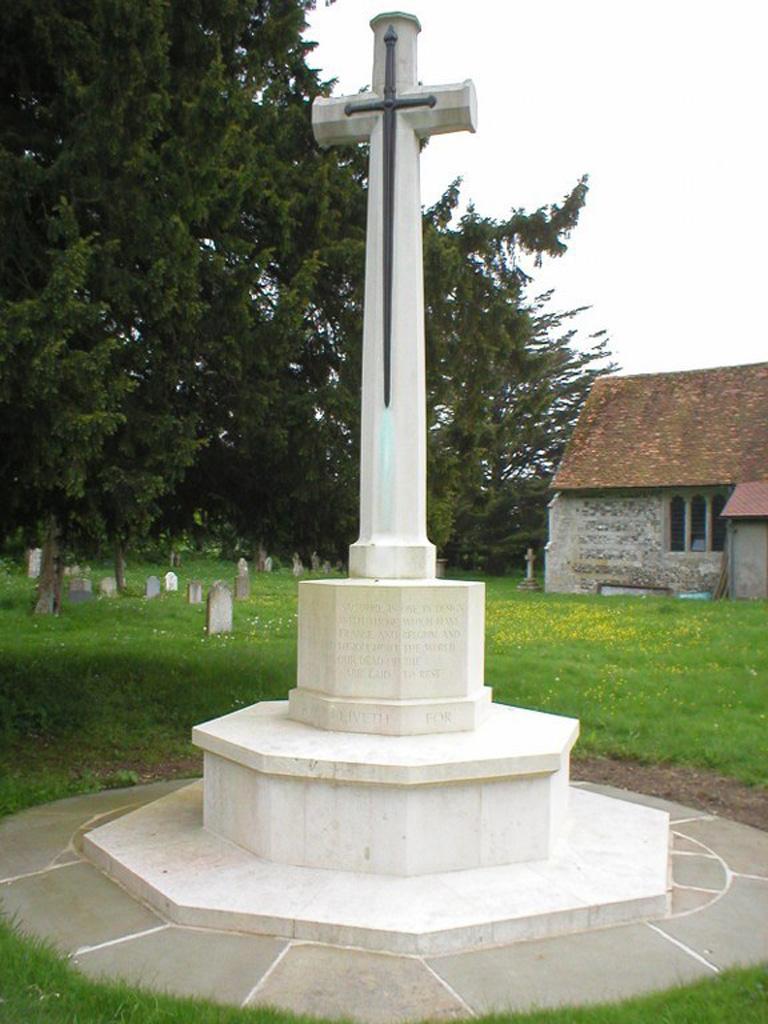 STRATFORD-SUB-CASTLE (ST. LAWRENCE) CHURCHYARD - CWGC