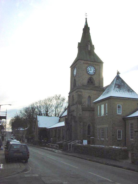 WALKLEY (ST. MARY) CHURCH CEMETERY - CWGC