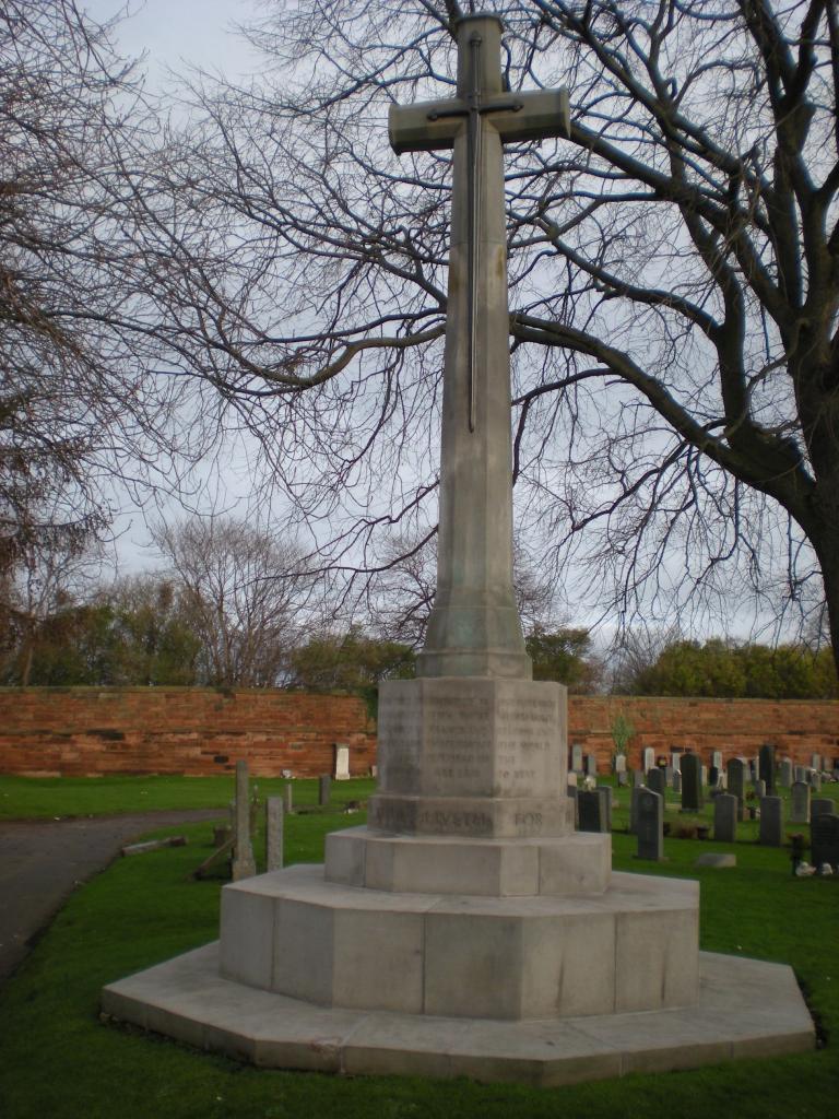 EDINBURGH (SEAFIELD) CEMETERY - CWGC