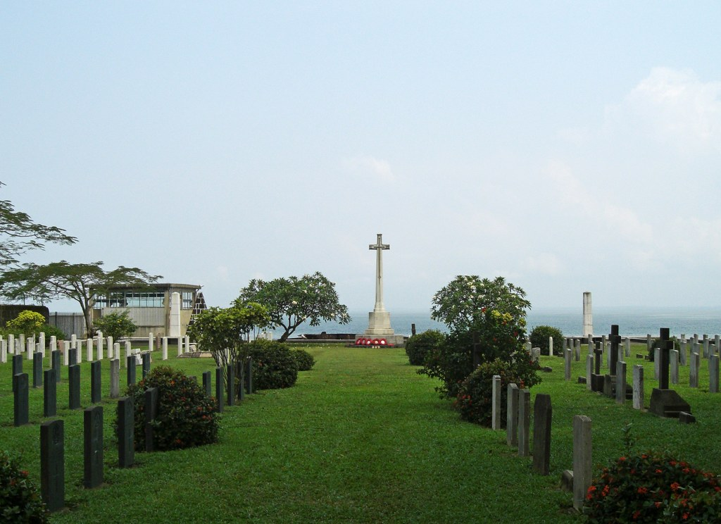 FREETOWN (KING TOM) CEMETERY - CWGC
