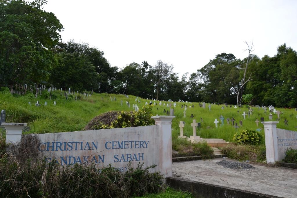 SANDAKAN CHRISTIAN CEMETERY - CWGC