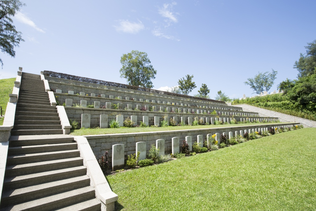 STANLEY MILITARY CEMETERY - CWGC