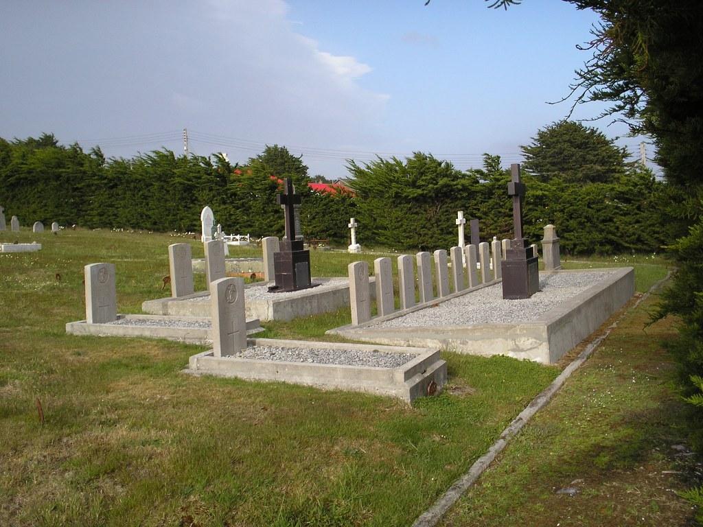 STANLEY CEMETERY, FALKLAND ISLANDS - CWGC