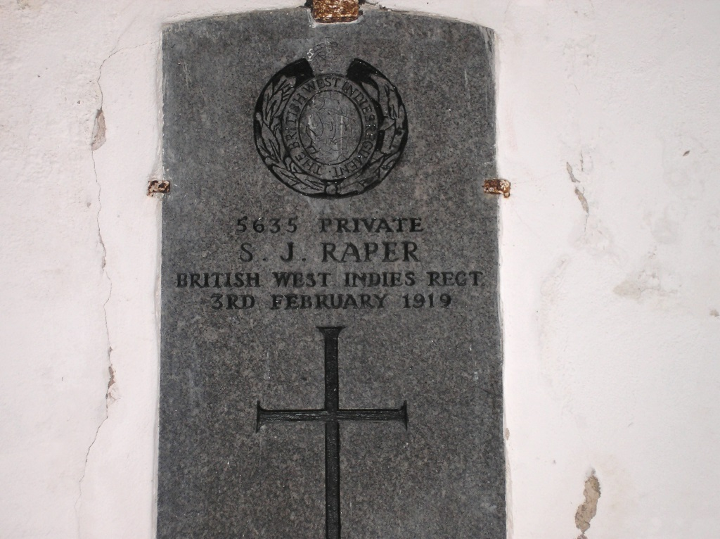 ST. JAMES PARISH CEMETERY, HOLETOWN - CWGC