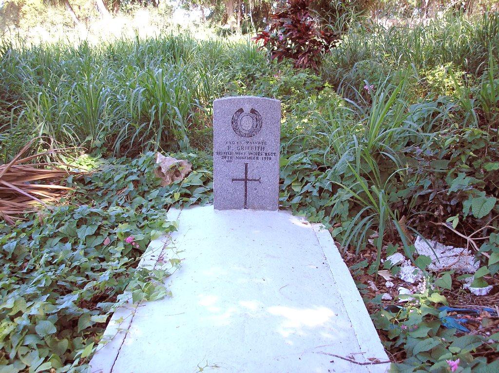 ST. LUCY CHURCHYARD, BARBADOS - CWGC