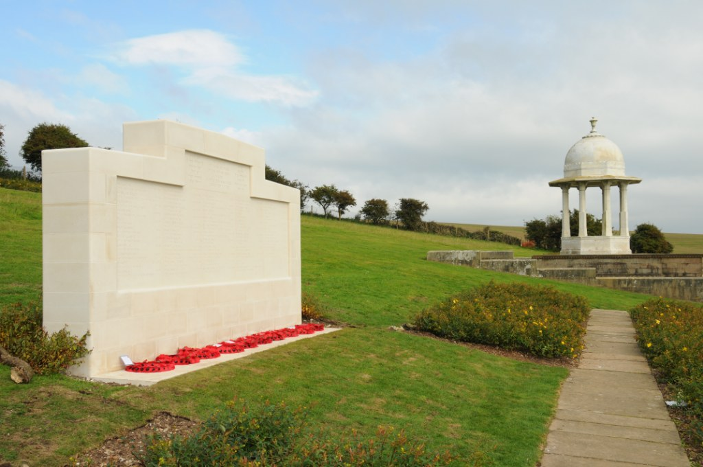 PATCHAM DOWN INDIAN FORCES CREMATION MEMORIAL - CWGC