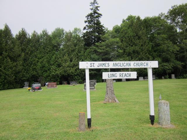 LONG REACH (ST. JAMES) ANGLICAN CHURCH CEMETERY - CWGC
