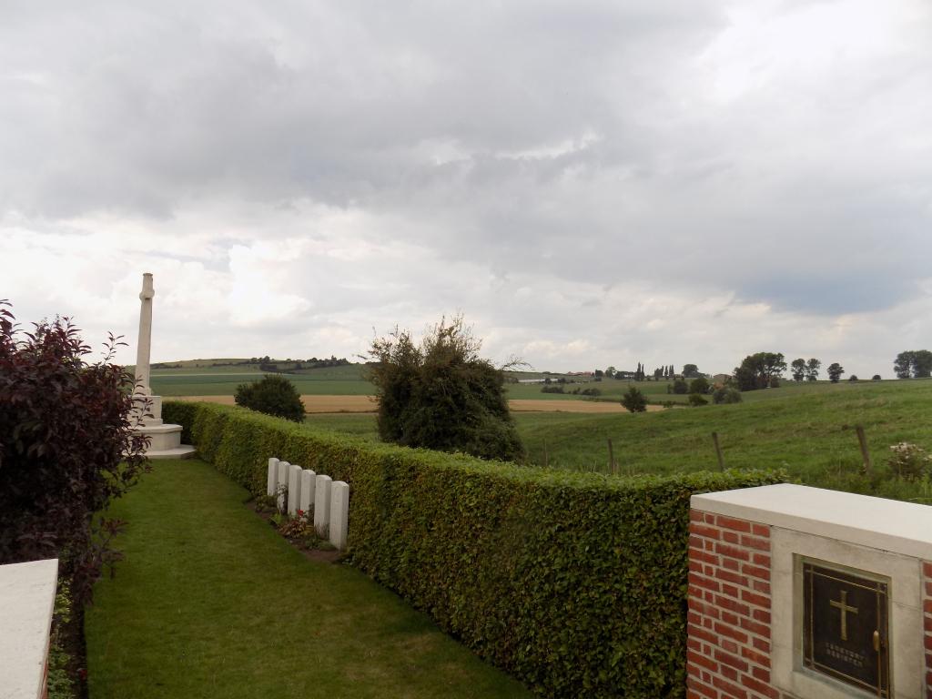 WESTHOF FARM CEMETERY - CWGC
