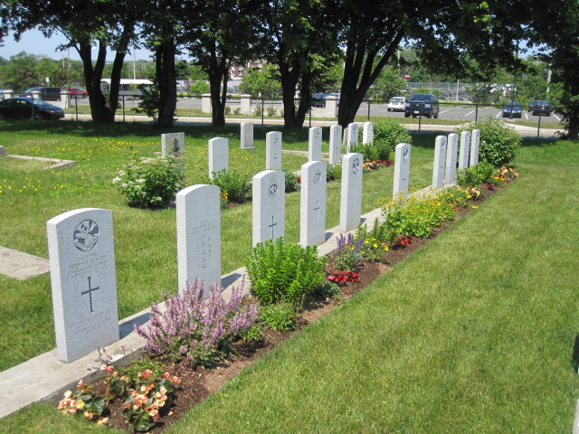 ST. JOHN'S ANGLICAN CEMETERY, ST. JOHN'S CITY EAST - CWGC