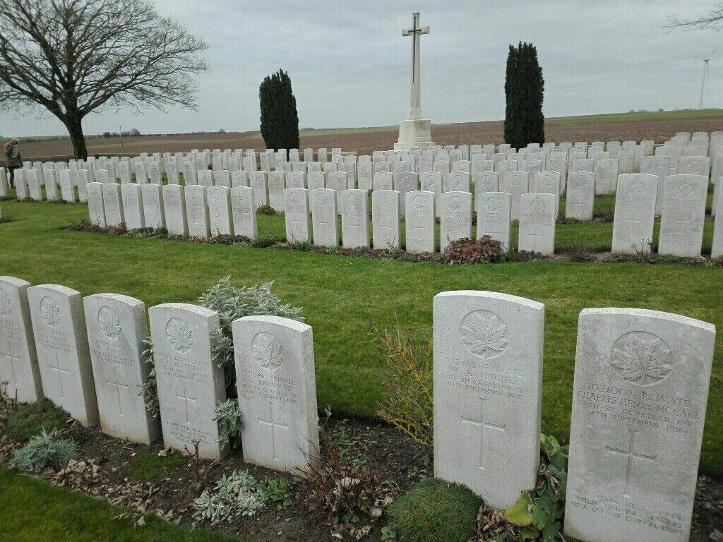 LIGNY-ST. FLOCHEL BRITISH CEMETERY, AVERDOINGT - CWGC