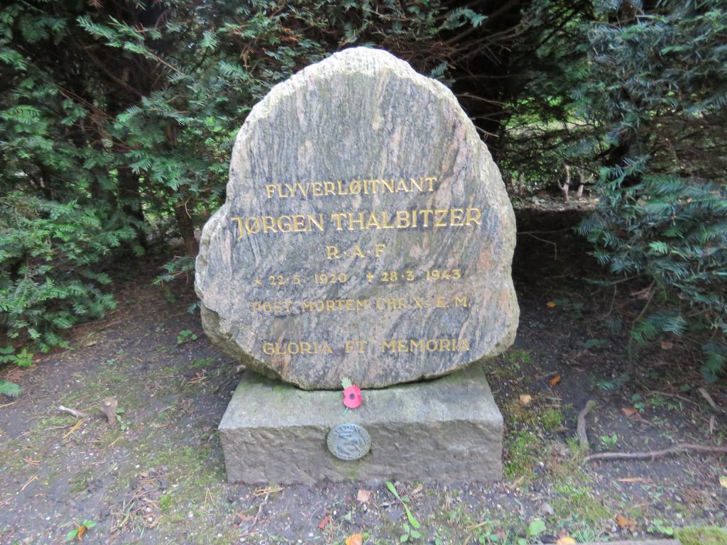 COPENHAGEN WESTERN CEMETERY - CWGC