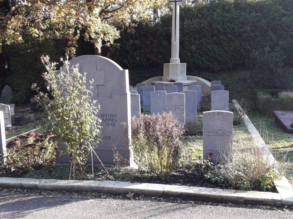 THE HAGUE GENERAL CEMETERY - CWGC