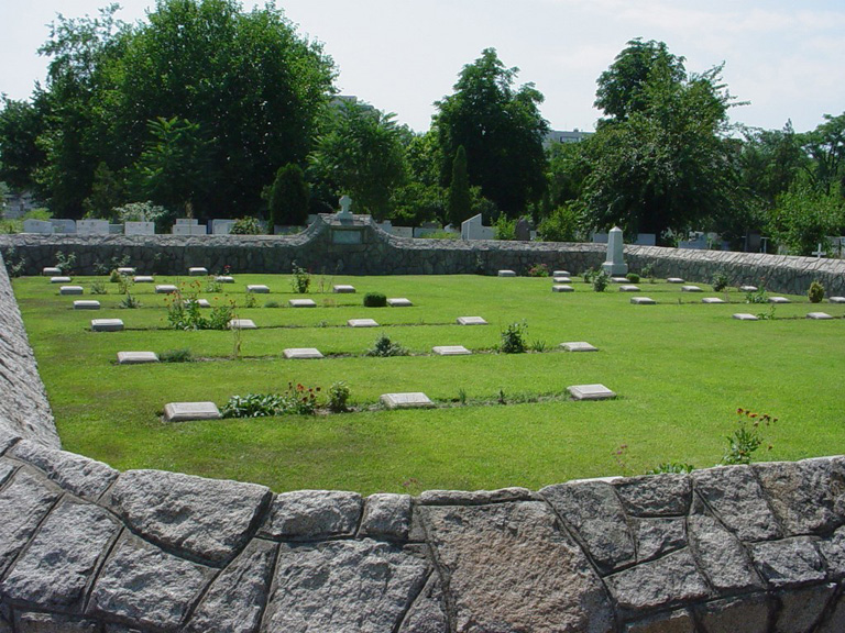 PLOVDIV CENTRAL CEMETERY - CWGC