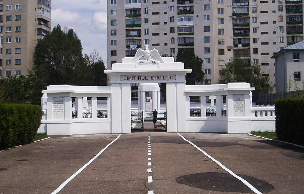 SLOBOZIA MILITARY CEMETERY - CWGC