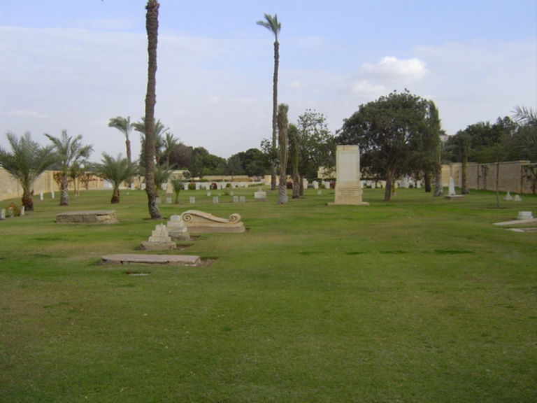 TEL EL KEBIR WAR MEMORIAL CEMETERY - CWGC