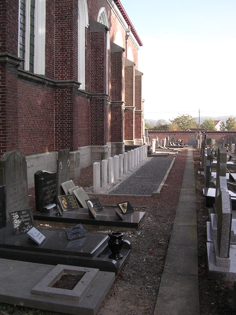 KOOIGEM CHURCHYARD - CWGC