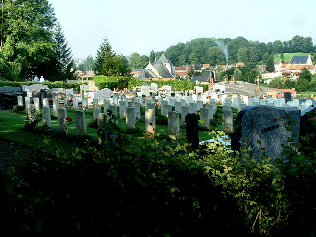 ST. HILAIRE CEMETERY, FREVENT - CWGC