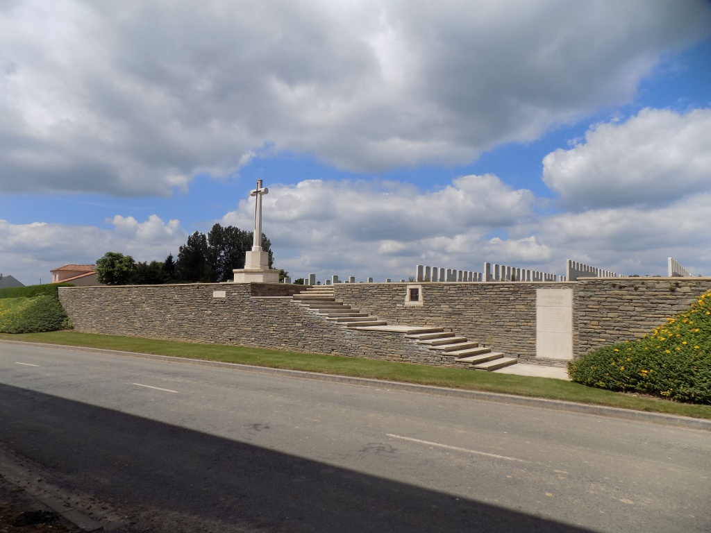 MORY ABBEY MILITARY CEMETERY, MORY - CWGC