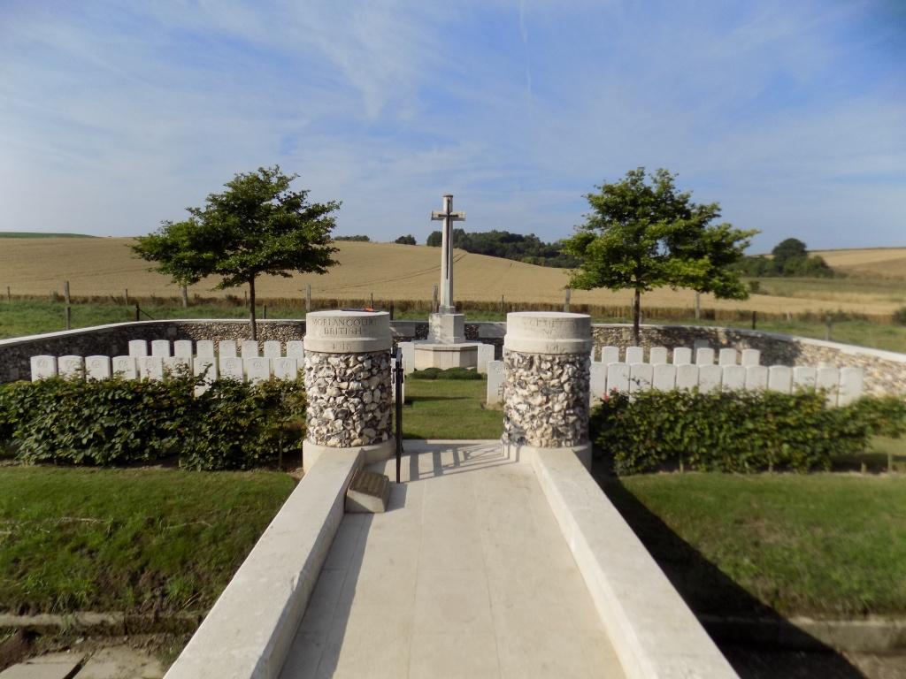 MORLANCOURT BRITISH CEMETERY NO.2 - CWGC