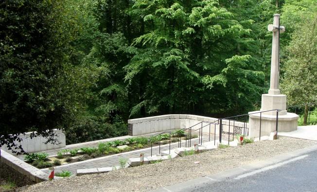GUARDS GRAVE, VILLERS COTTERETS FOREST - CWGC
