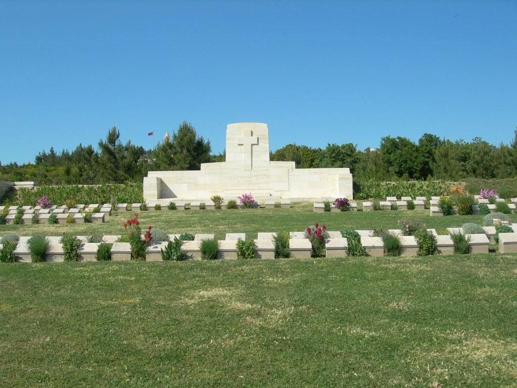 QUINN'S POST CEMETERY, ANZAC - CWGC