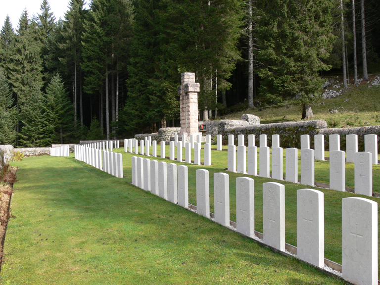 BARENTHAL MILITARY CEMETERY - CWGC