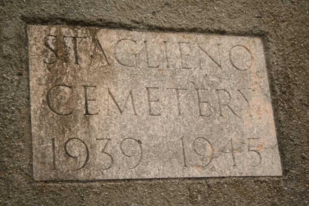 STAGLIENO CEMETERY, GENOA - CWGC