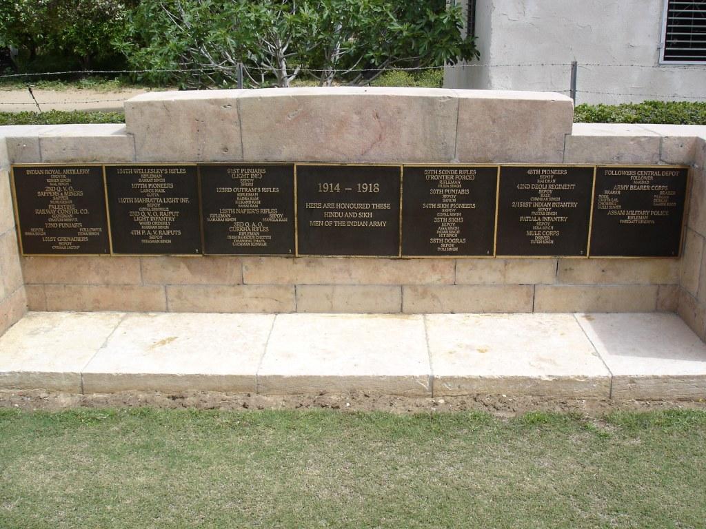 DEIR EL BELAH WAR CEMETERY - CWGC