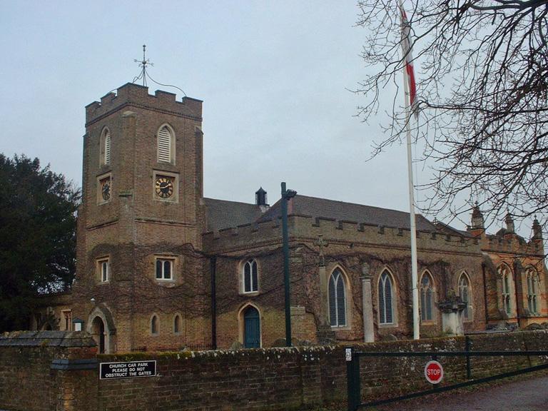 SUNNINGHILL (ST. MICHAEL) CHURCHYARD EXTENSION - CWGC
