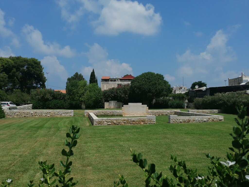 HAIFA INDIAN CEMETERY - CWGC
