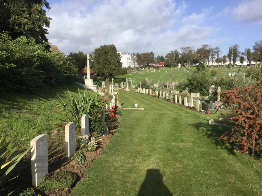 HOVE OLD CEMETERY - CWGC