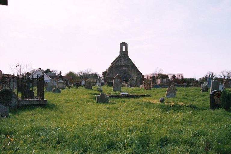 LOUGHGALL OLD CHURCHYARD - CWGC