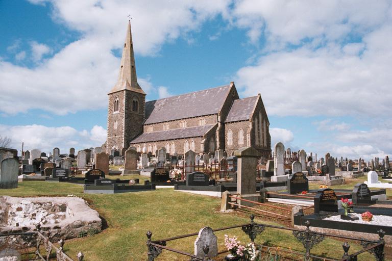 DRUMCREE CHURCH OF IRELAND CHURCHYARD - CWGC