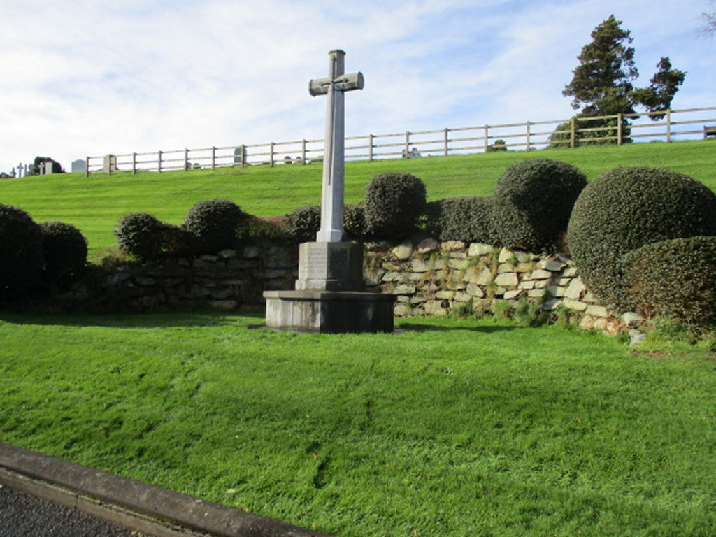 LONDONDERRY (OR DERRY) CITY CEMETERY - CWGC