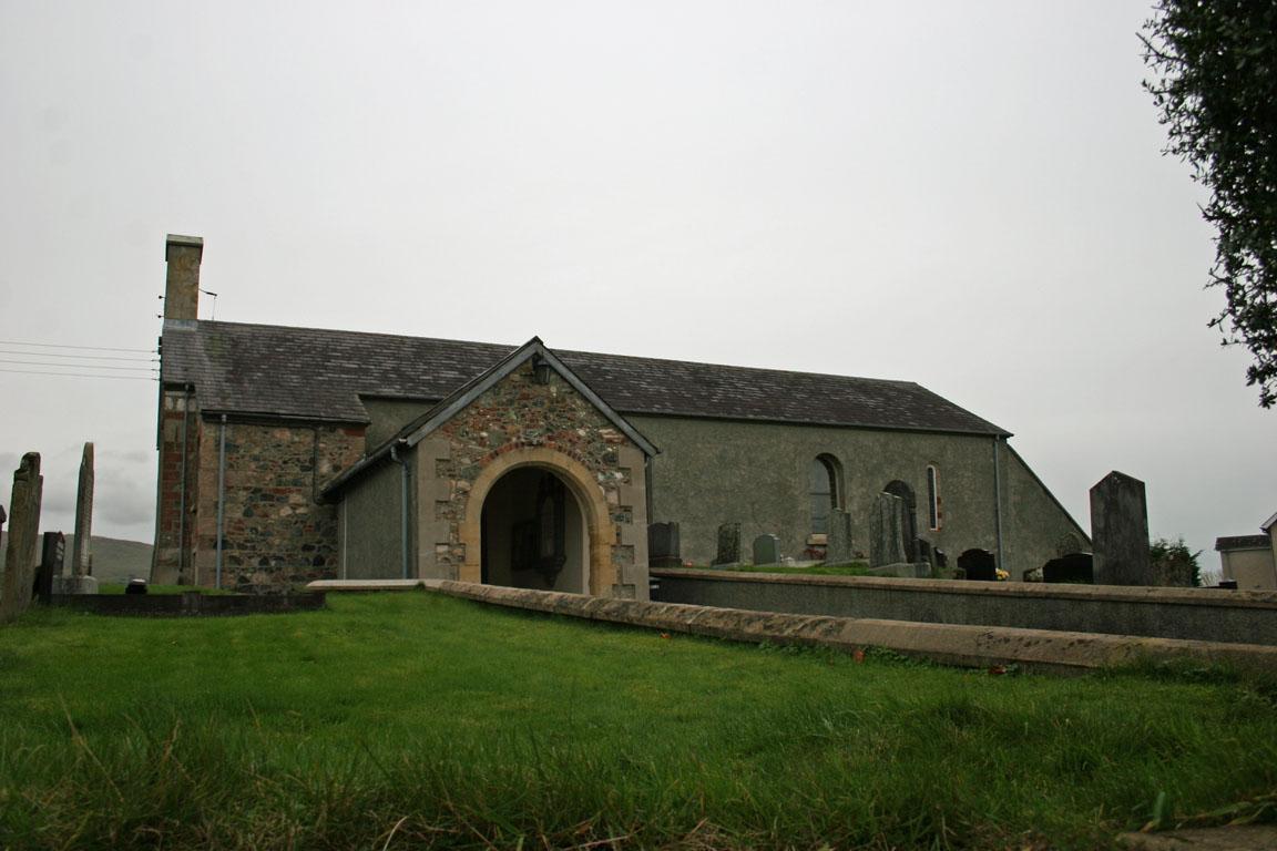 LISSAN CHURCH OF IRELAND CHURCHYARD - CWGC