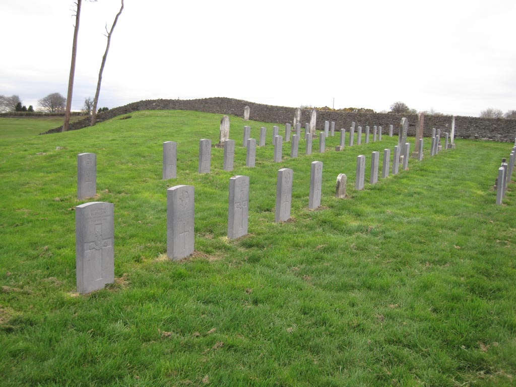 CURRAGH MILITARY CEMETERY - CWGC