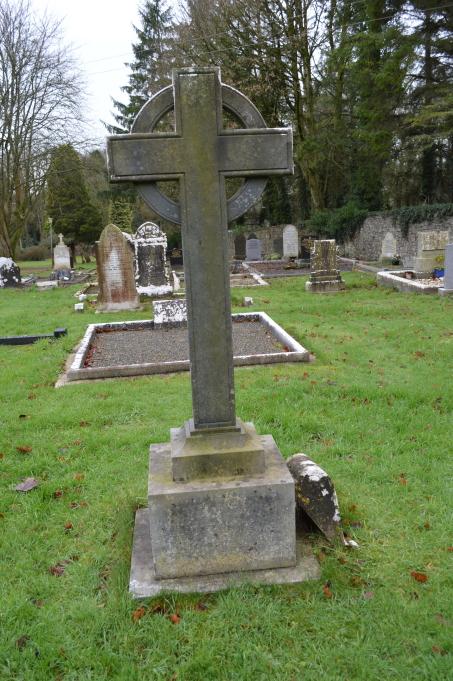 CASTLECOMER (ST. MARY) CHURCH OF IRELAND CHURCHYARD - CWGC