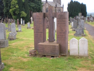 SANQUHAR PARISH CHURCHYARD EXTENSION - CWGC