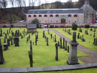 ROTHES OLD CHURCHYARD - CWGC