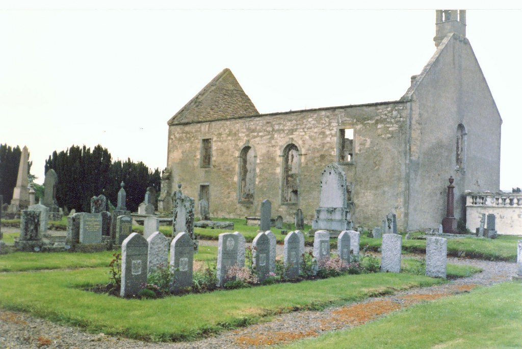 KILTEARN PARISH CHURCHYARD - CWGC