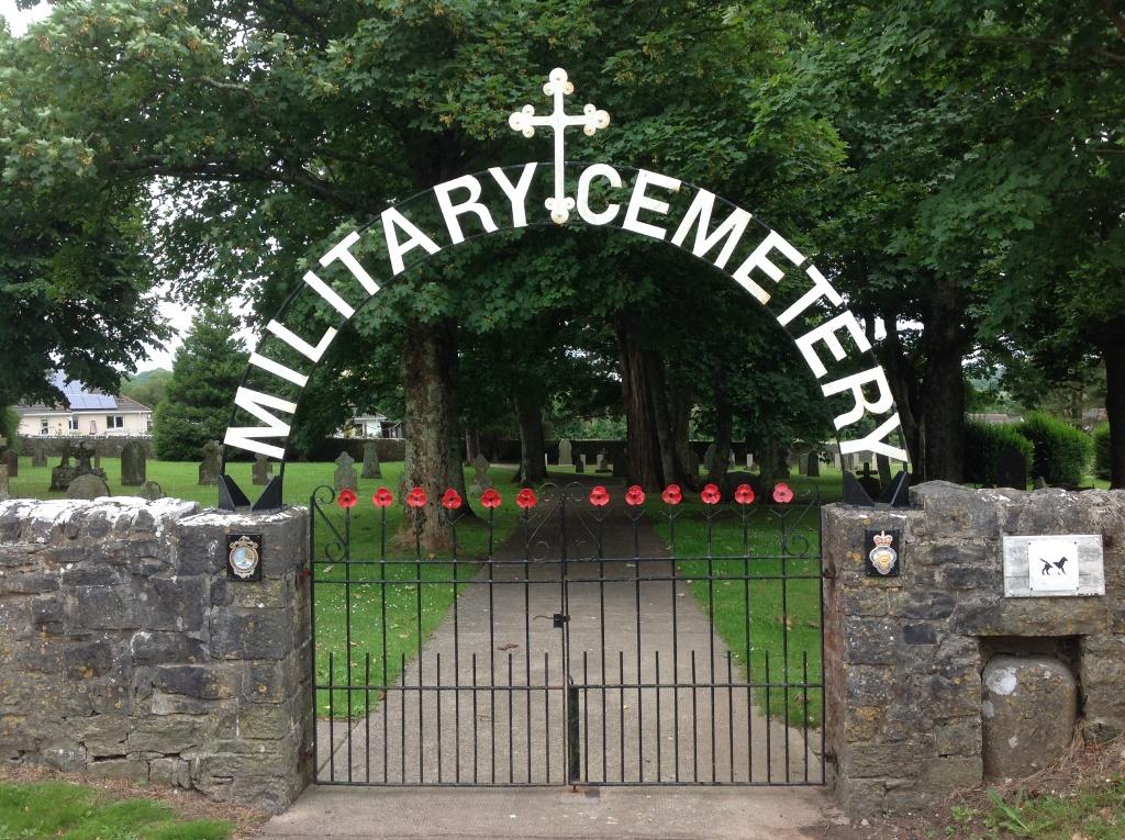 PEMBROKE DOCK MILITARY CEMETERY - CWGC