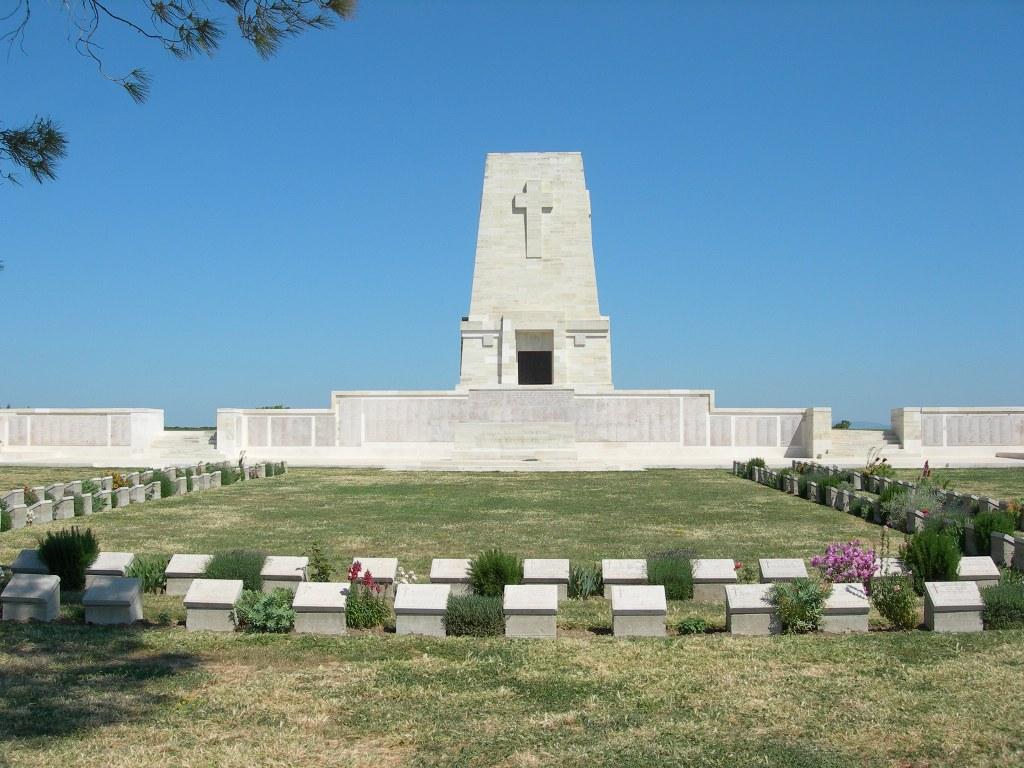 LONE PINE MEMORIAL - CWGC