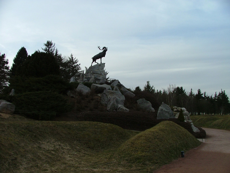 BEAUMONT-HAMEL (NEWFOUNDLAND) MEMORIAL - CWGC
