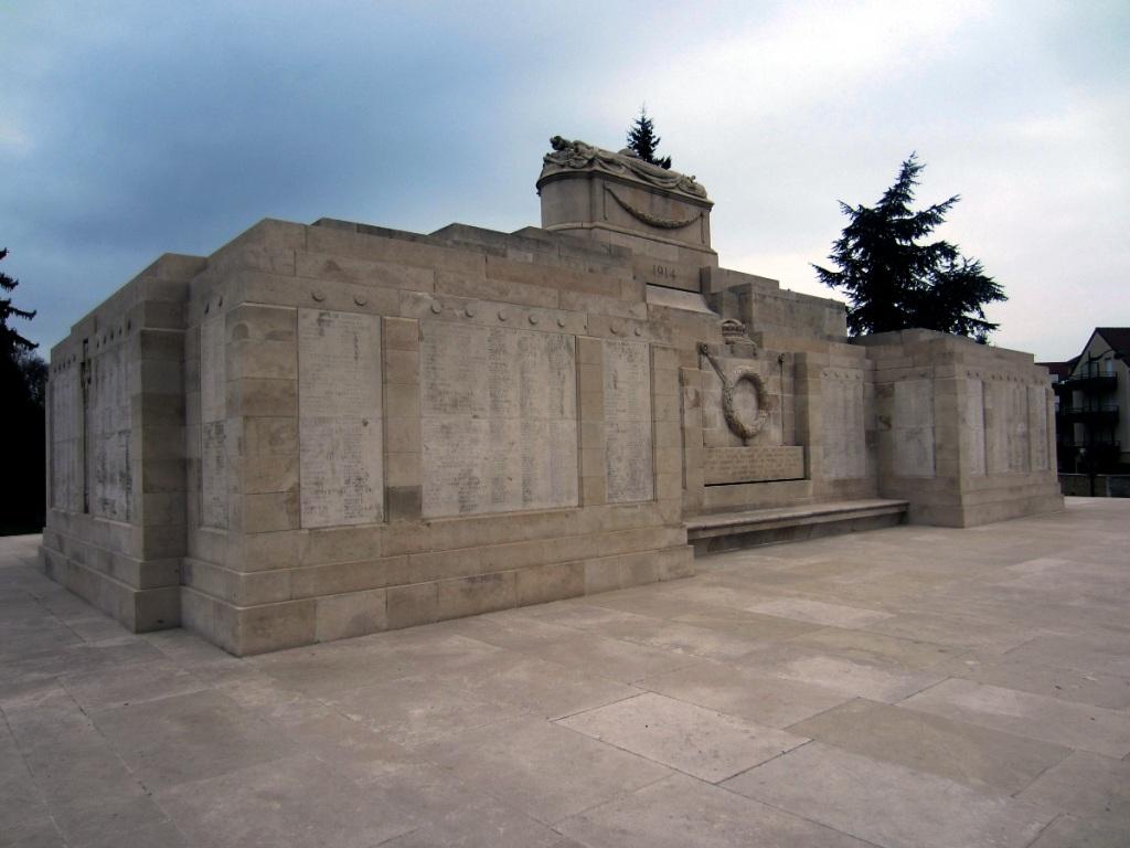 LA FERTE-SOUS-JOUARRE MEMORIAL - CWGC