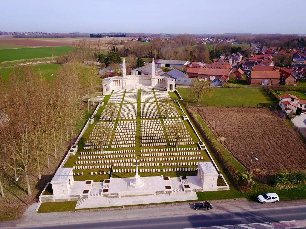 VIS-EN-ARTOIS MEMORIAL - CWGC