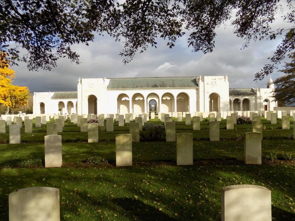 LE TOURET MEMORIAL - CWGC